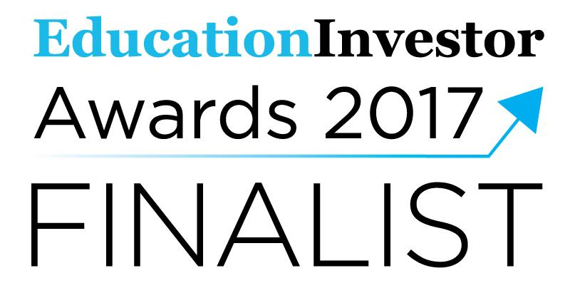Double nomination for William Clarence Education Consultants at the EducationInvestor Awards 2017