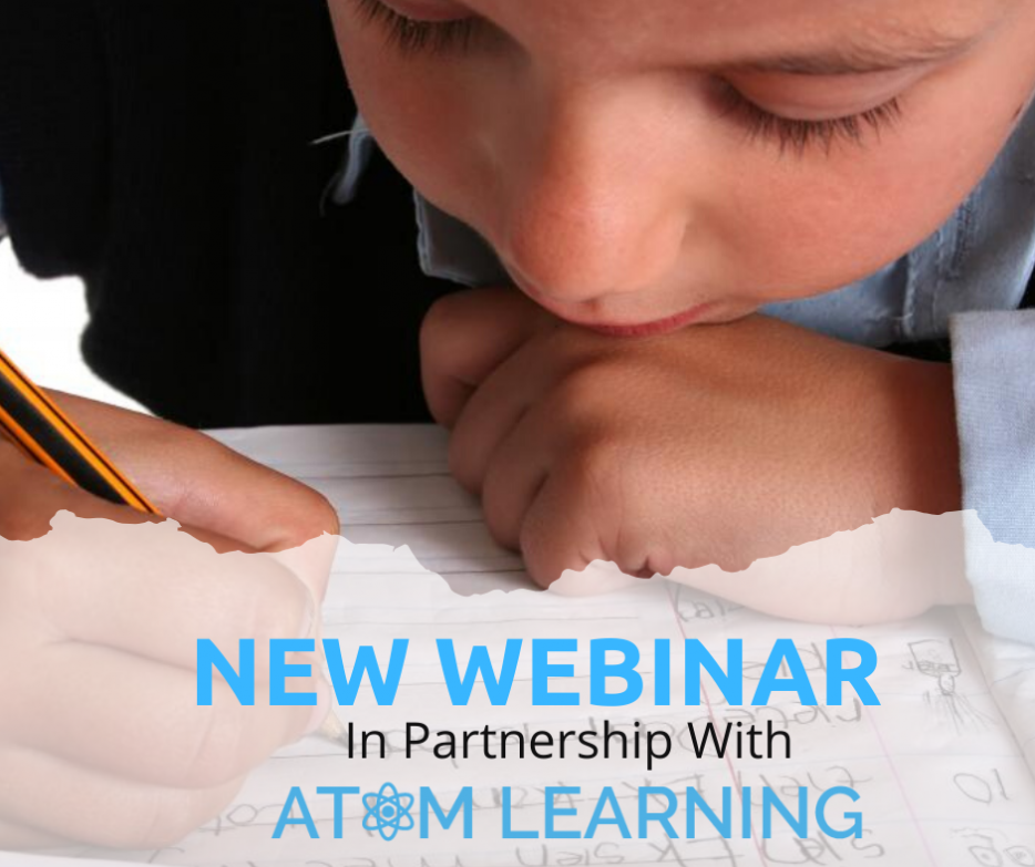 William Clarence Education joins forces with Atom Learning for a new webinar aimed at 11+ and 13+ parents.